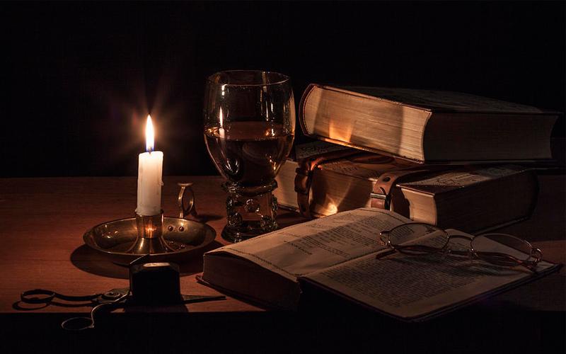 Литературные вечера