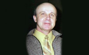 Сенегин Владимир Николаевич