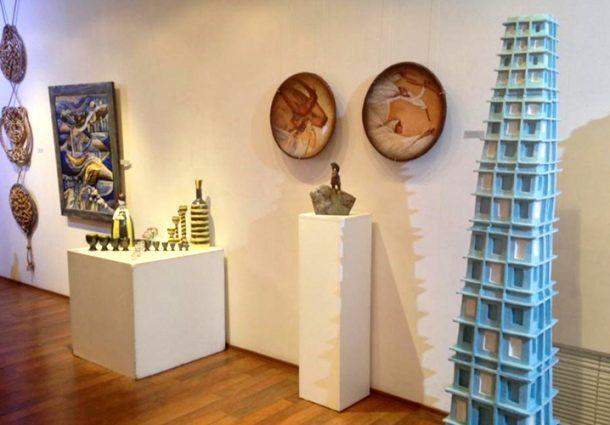 Межрегиональная выставка Декоративно-прикладного искусства «Сибирская радуга XIX»