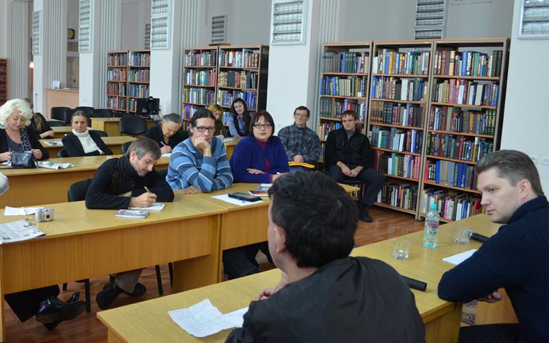 Начался приём заявок на краевой литературный конкурс имени И. Д. Рождественского
