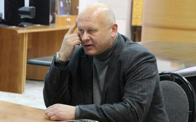Встреча с В. Лазаревым