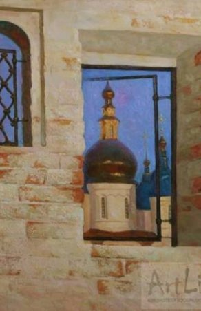Персональная выставка памяти художника-живописца Виталия Зотина