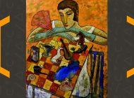 Выставка живописи и керамики «Любовь и голуби»