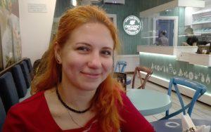 Встреча с Н. Черпинской @ Библиотека им Р. Солнцева   Красноярск   Красноярский край   Россия