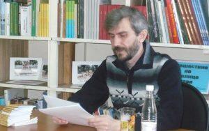 Встреча с С. Феньковым @ Библиотека им. М. Светлова | Красноярск | Красноярский край | Россия