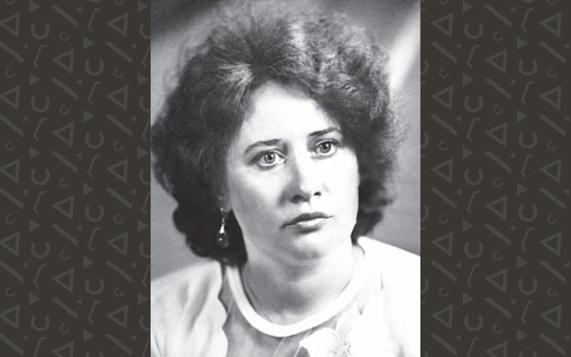 Встреча с поэтэссой Л.М. Литвиновой