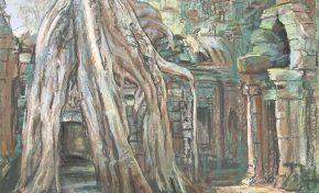 Выставка Арсения Милованова «В объятиях тысячелетия»