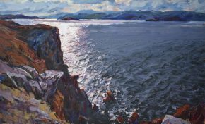 В Красноярске откроется выставка Андрея Павленковича «Живопись»