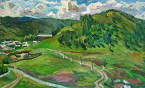 В Доме искусств откроется персональная выставка Татьяны Сериковой