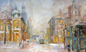 В Красноярске откроется выставка памяти Виктора Воронова