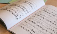 Конкурсный отбор произведений музыкального искусства