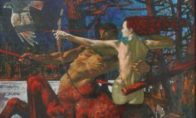 В Красноярске откроется выставка Сергея Назарова