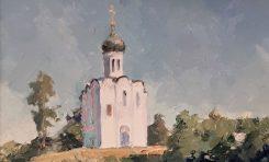 «Диалог с натурой»: выставка Сергея Иванова и Евгения Ларионова