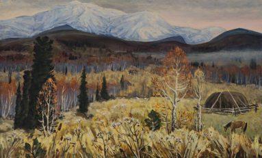 Персональная выставка Владимира Фёдорова