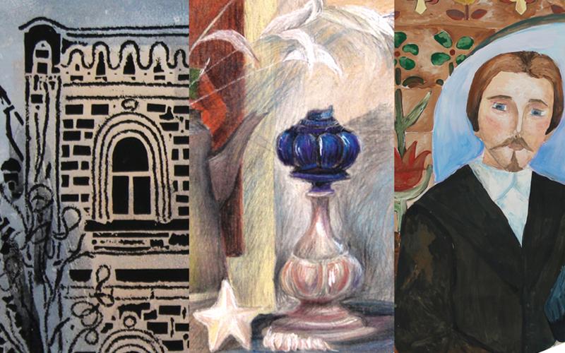 Приглашаем на открытие выставки победителей IV зонального конкурса имени А. М. Знака «Плеяда»