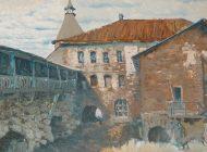 Открытие выставки Виталия Гудвилла