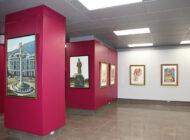 Открытие новой красноярской галереи «Академия»