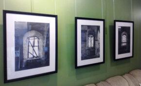 Выставка Александра Мортаева в Доме искусств