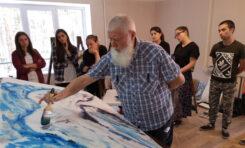 Международный живописный симпозиум «Жемчужина России.  Эльбрус – 2019» завершается отчетной выставкой
