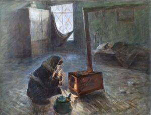 Ю. Ф. Корнилов. Блокадная зима, 1996
