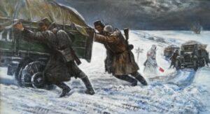 Ю. Ф. Корнилов. Дорога жизни, 1983