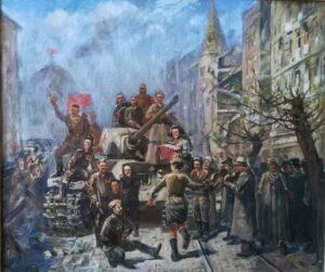 Ю. Ф. Корнилов. Весна 1945 года, 1980