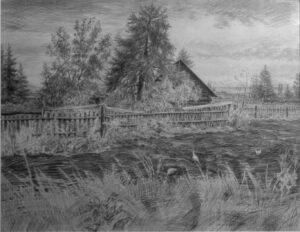 Зражевская В.Т. Байкал лесной, 1999