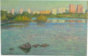 Зражевская В.Т. Ласковый вечер, 1999