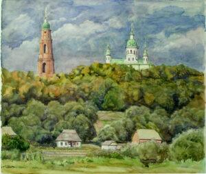 Зражевская В.Т. Мгарский монастырь, 1999
