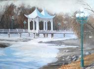 Работы Александра Трифонова