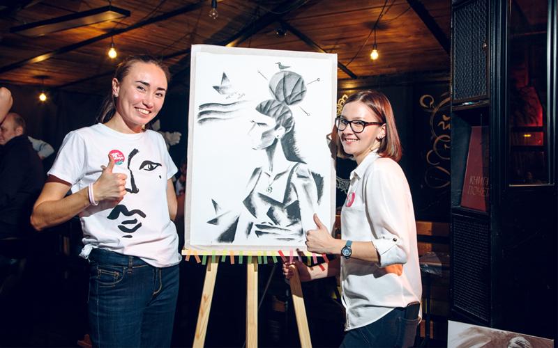Работы молодых художников Сибири отправились по домам