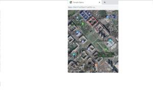 Карта - Парк имени 400-летия города Красноярска (дальше)