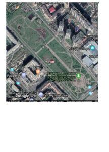 Карта - парк имени 400-летия города Красноярска