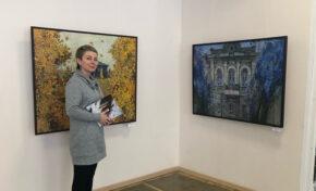 «Передвижные выставки художников Красноярья» отправились в путешествие по краю