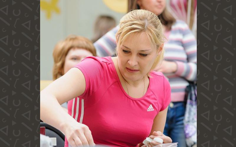Анна Гирич проведет мастер-класс по печатной графике для учащихся  МБУДО «Каратузская детская школа искусств»
