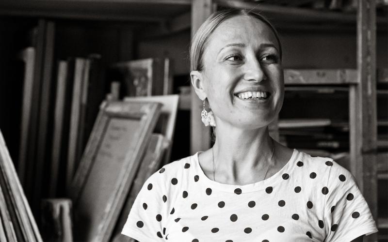 Интервью с художником-живописцем Еленой  Лихацкой