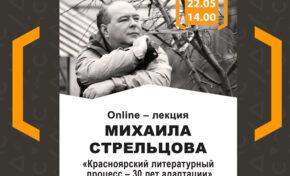 Лекция Михаила Стрельцова