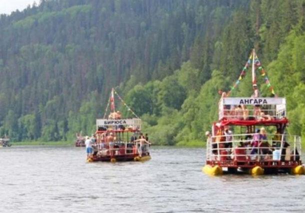 По реке с пером в руке. В Красноярске пройдет третий литературный сплав по реке Мана