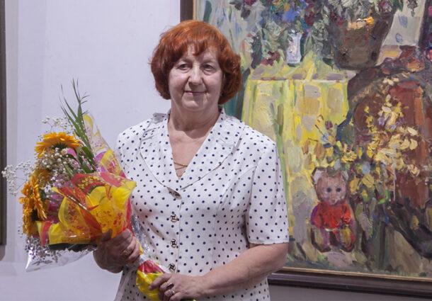 Интервью с художником Августой Сергиной