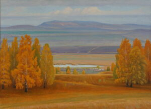 Клюев А.А. Красное озеро