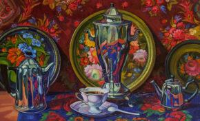 Дом искусств возобновил передвижные выставки по Красноярскому краю