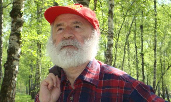Валерьян Сергин: художник на экране и в жизни
