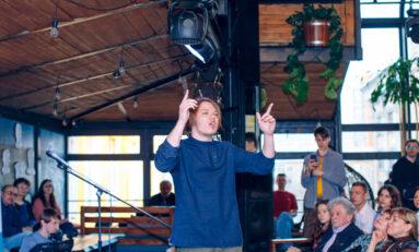 В Красноярске прошла битва поэтов и чтецов