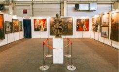 В Красноярске завершила свою работу выставка  «Слава победителям!»