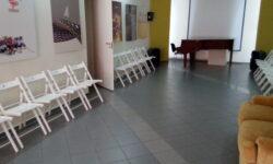 Выстовочный зал Дом искусств
