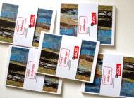 Пять тысяч открыток с репродукциями картин красноярских художников отправятся по миру