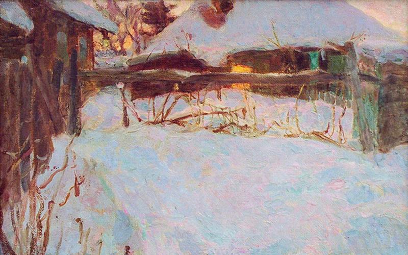 Работы Марии Пономарёвой