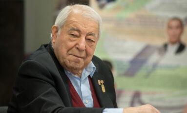 Показ фильма «Борьба Миндиашвили»