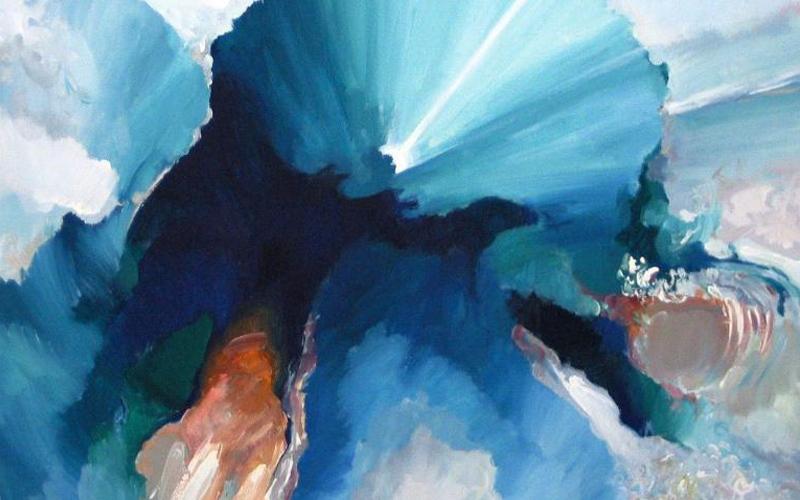 Красноярские художники приглашают окунуться в мир будущего